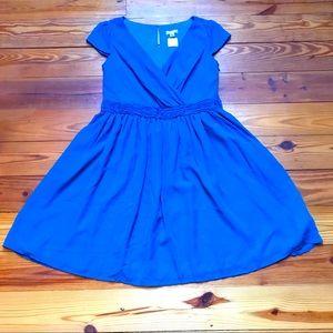 Tevolio Royal Blue Dress, NWT, 14